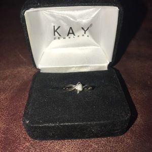 Kay promise ring size 4.5